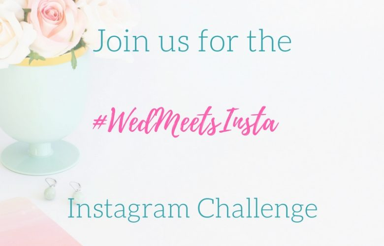 Instagram Challenge for Wedding Pros