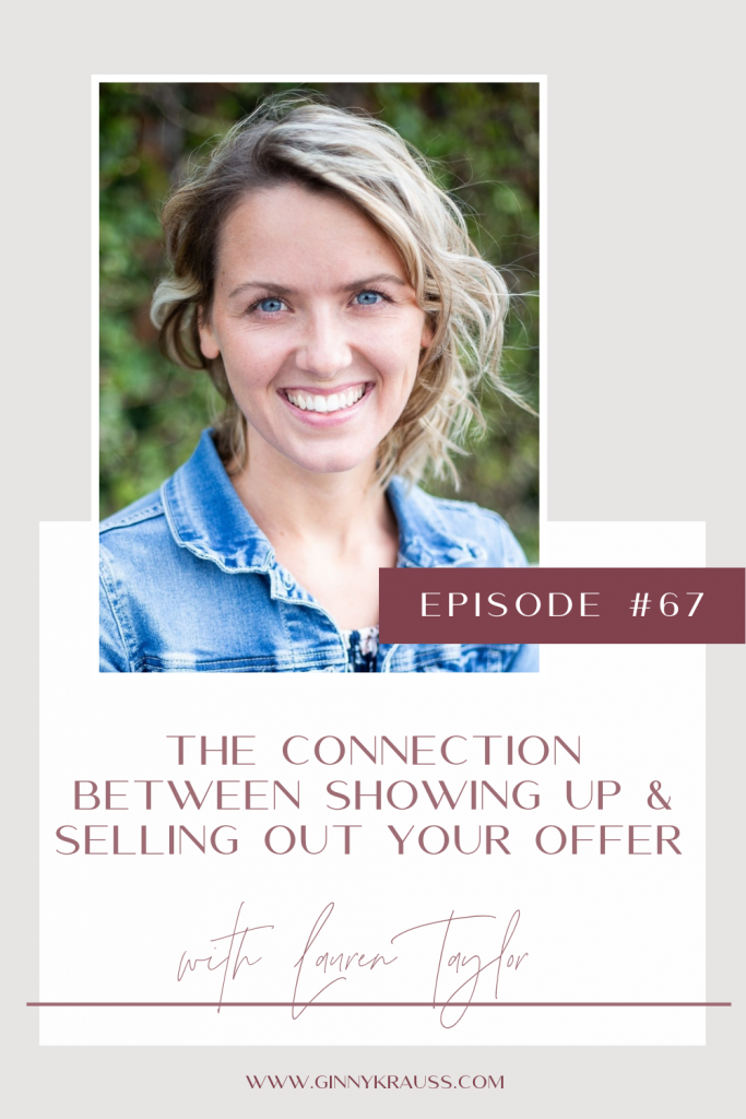 Creating a Purpose Filled Life with Lauren Taylor of Sweet Smiling Soul: Brave New You Podcast